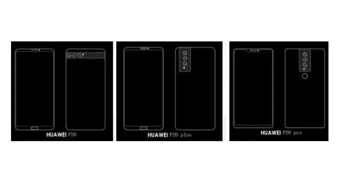 Huawei P20 Rumor