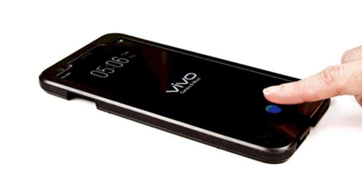 vivo fingerprint