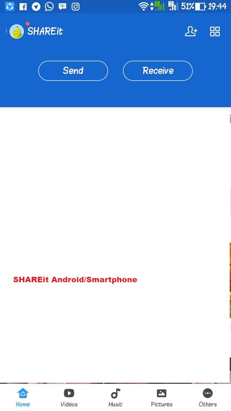 SHAREit Smartphone 1