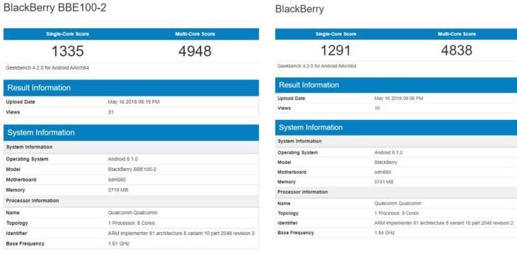 2 BlackBerry Misterius