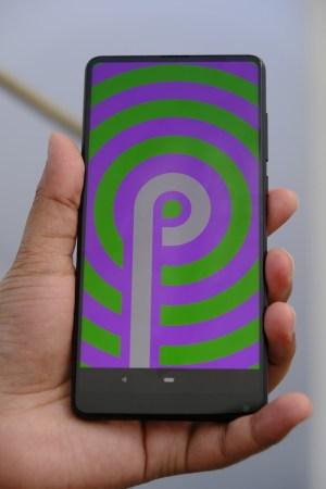 Mi Mix 2s Android P