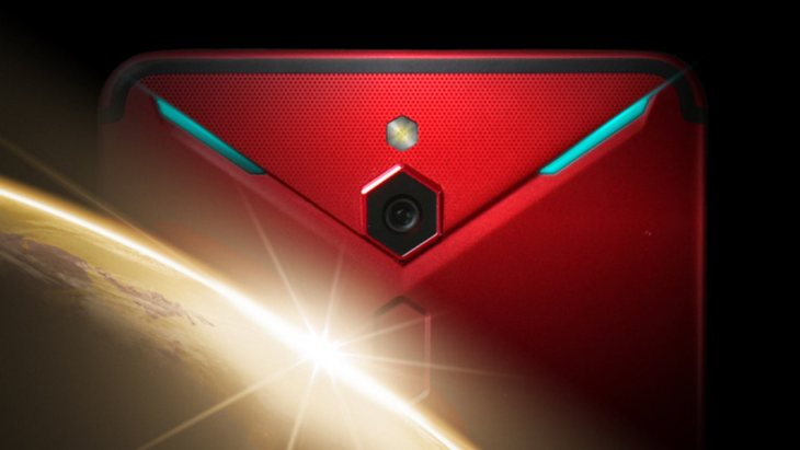 Nubia Red Magic 2 baru