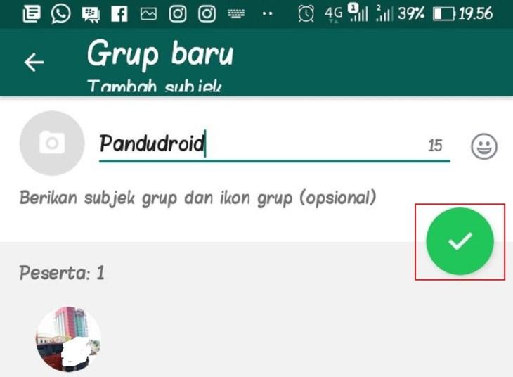 Grup WhatsApp 3
