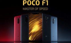 Keren! Pocophone F1 Disebutkan Akan terus dapat update Sampai Android 10
