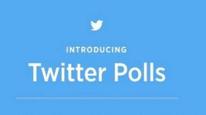 Cara membuat Polling di Twitter