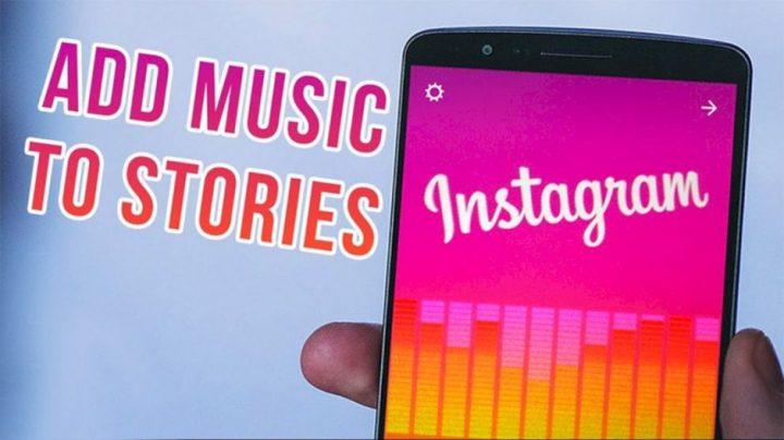 Instagram Story Dengan Musik