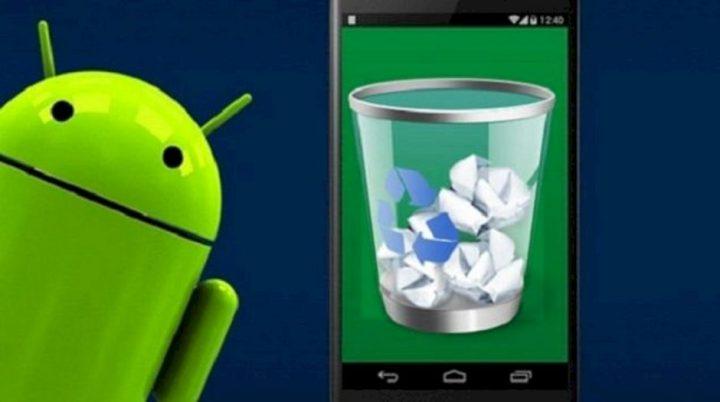 Recycle Bin di Android