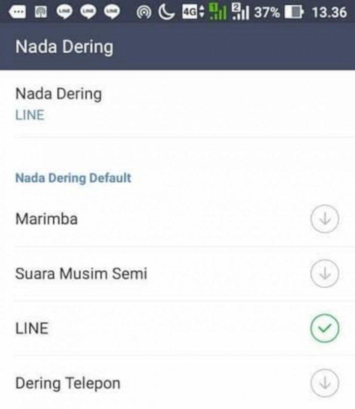 Cara Menambahkan Nada Notifikasi di Android