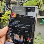 Mode Gelap Instagram result