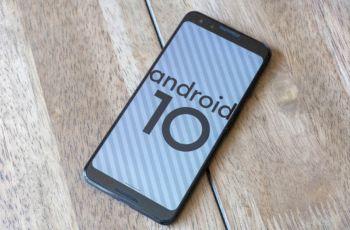 Android 10 Dark Mode