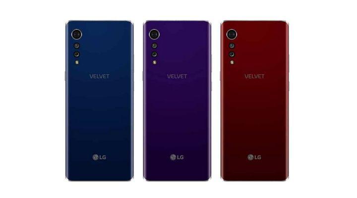 LG Velvet