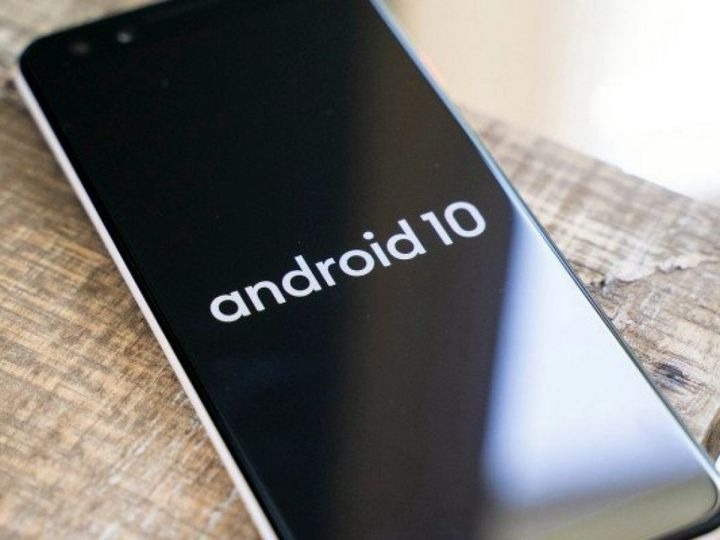 Smartphone Android 10