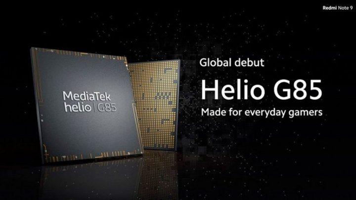 MediaTek Umumkan Kehadiran Helio G85