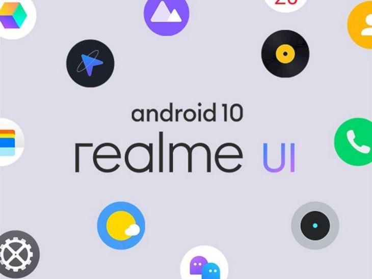 Pembaruan Realme UI Android 10