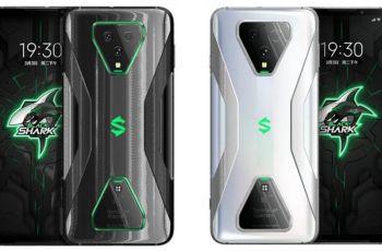 Smartphone Gaming Black Shark 3 Series