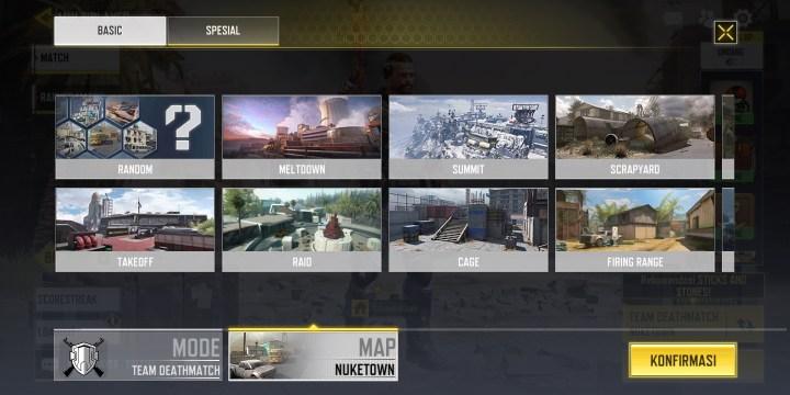 Kenali Medan Perang Atau Peta