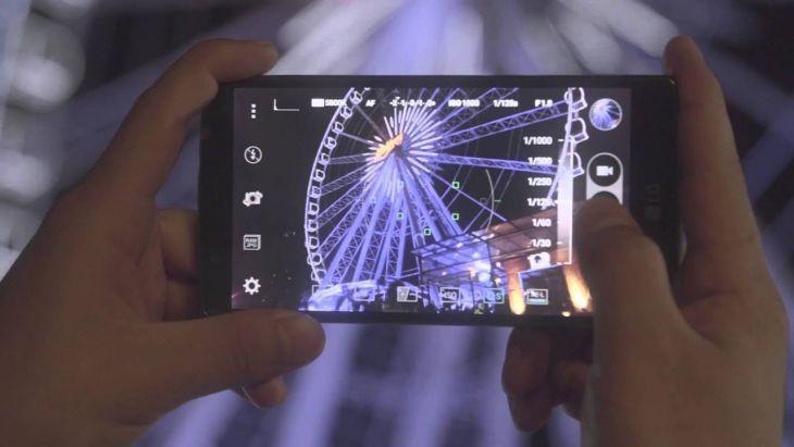Pandailah Menggunakan ISO pada Smartphone