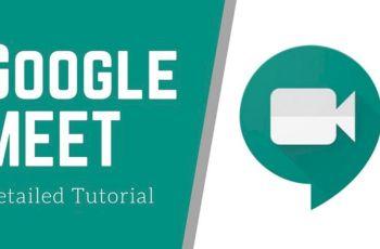 Panduan Menggunakan Google Meet