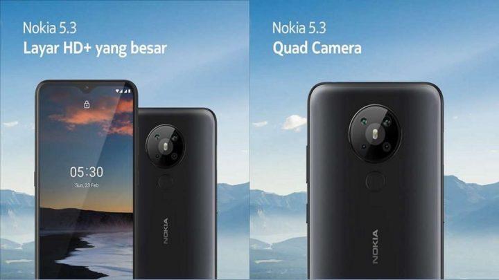 Spesifikasi Nokia 5 3