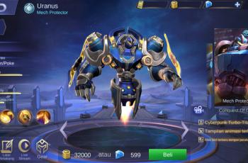 Item Uranus Offlaner