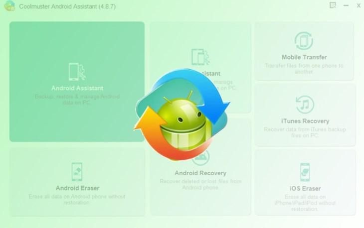 Mengelola Data Smartphone Dengan Aplikasi Coolmuster Android Assistant