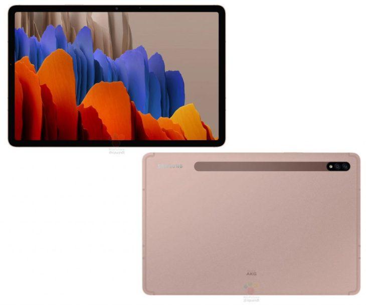 Samsung Galaxy Tab S7 dan S7