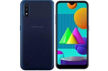 Spesifikasi Samsung Galaxy M01s