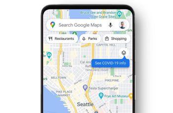 Cara Melacak Sebaran COVID 19 di Google Maps