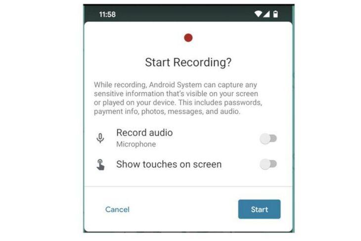 Cara Menggunakan Screen Recorder