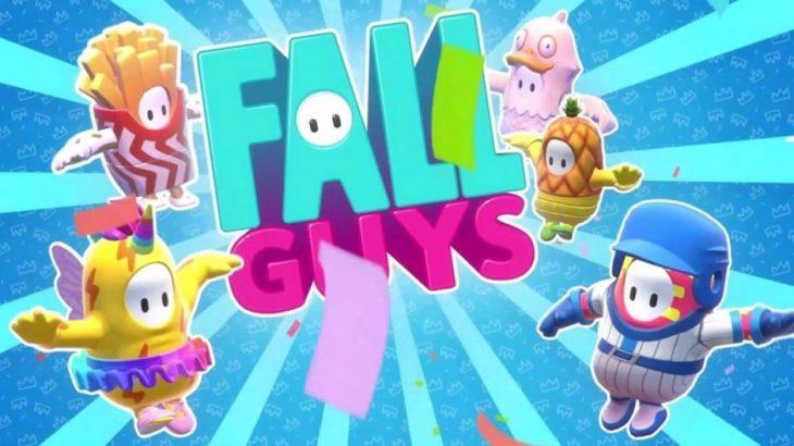 Game Fall Guys