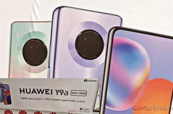 Huawei Y9a Resmi Hadir
