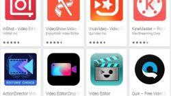 Aplikasi Edit Video Terbaik di Smartphone