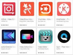 5 Aplikasi Edit Video Terbaik di Smartphone