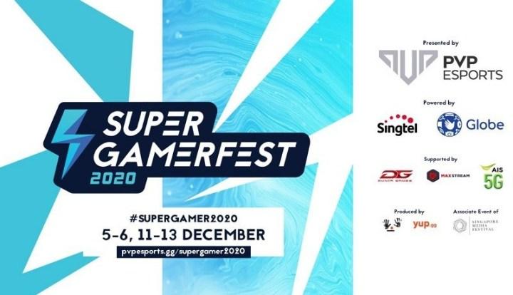 SuperGamerFest 2020 Kapan