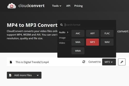 Ubah MP4 Menjadi MP3 Tanpa Aplikasi
