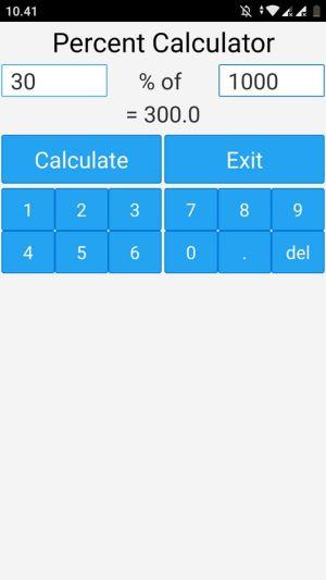 4 tekan tombol calculate