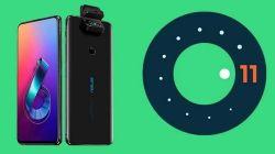 Pembaruan Android 11 ASUS ZenFone 6
