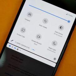 Cara Menggunakan Perekam Layar Bawaan Android 11