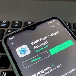 Mengatasi Masalah Android System WebView