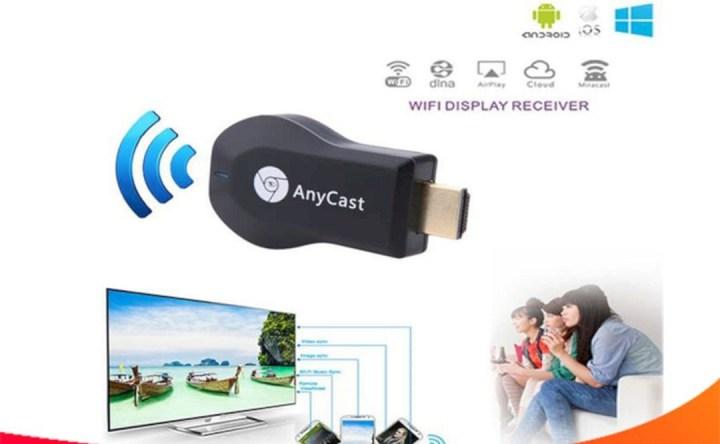 Cara Menyambungkan Android ke TV dengan AnyCast
