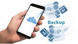 Langkah Langkah Backup Data Android