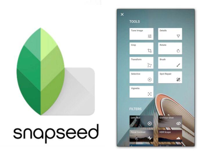 Cara Edit Foto Menggunakan Snapseed