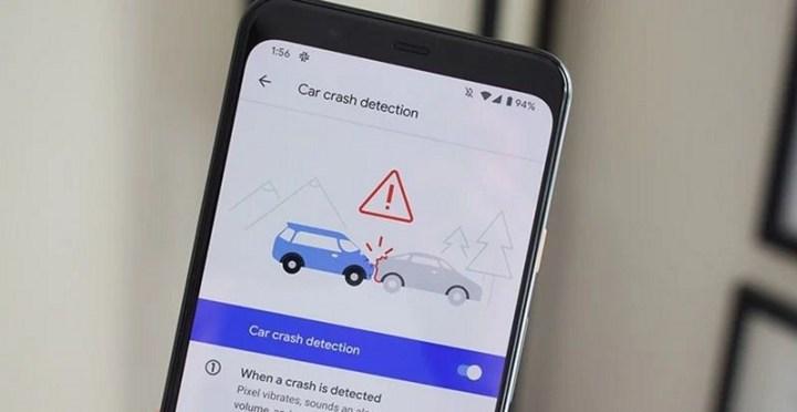 Google Pixel Punya Fitur Deteksi Kecelakaan Mobil