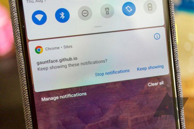 Cara Menghilangkan Notifikasi Spam pada Android