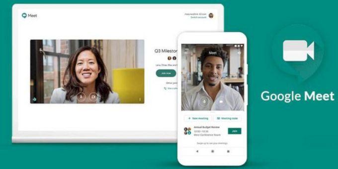 Mengubah Gambar Latar Belakang Video Google Meet