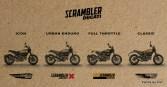 Scrambler Ducati Family