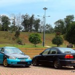 Legasi Honda Civic - The Two Brothers!!!