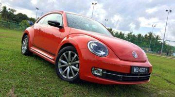 Pandu Uji VW Beetle Club