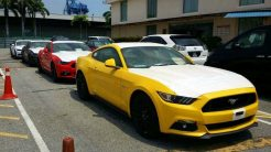 Ford Mustang Malaysia 2016