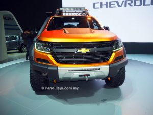Chevrolet Colorado Xtreme